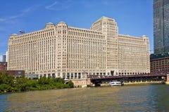 Il mercato delle mercanzie, Chicago Illinois Immagine Stock