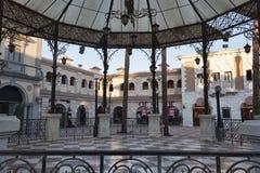 Il Merkato är affärsområdet av staden Royaltyfri Fotografi