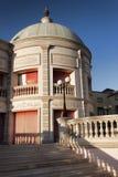 IL Merkato es el distrito financiero de la ciudad Foto de archivo libre de regalías