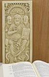 Il messaggio degli apostoli santi Fotografie Stock
