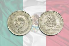 Il Messico Fotografie Stock