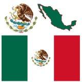 Il Messico Fotografia Stock Libera da Diritti