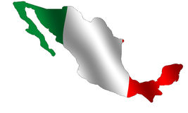 Il Messico Fotografia Stock