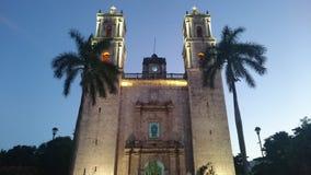 Il Messico Valladolid Immagini Stock