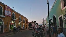 Il Messico Valladolid Fotografia Stock Libera da Diritti