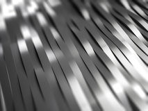 Il metallo barra il fondo Fotografia Stock