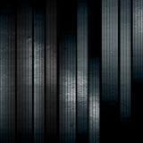 Il metallo d'argento illumina la priorità bassa Fotografia Stock Libera da Diritti