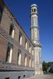 Il minareto Fotografie Stock