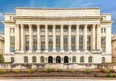 Il ministero dell'agricoltura degli Stati Uniti la costruzione Immagini Stock Libere da Diritti