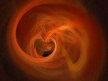 Il mio amore è caldo Fotografie Stock