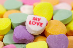Il mio amore immagini stock