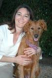 Il mio cane dolce Fotografia Stock Libera da Diritti