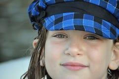 Il mio cappello freddo Fotografie Stock