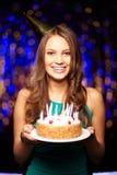 Il mio compleanno Fotografia Stock