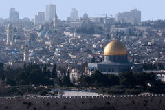 Il mio Jerusalem-3 Fotografie Stock