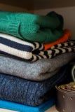 Il mio pullover Fotografia Stock