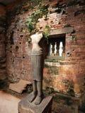 Il mio santuario del figlio, sito del patrimonio mondiale dell'Unesco a Danang, Vietnam. immagini stock libere da diritti