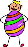 Il mio uovo di Pasqua Fotografia Stock