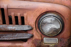 Il mio vecchio camion Fotografia Stock