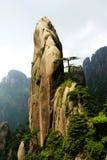 Il miracolo della roccia Fotografia Stock