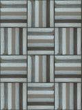 Il modello del tessuto a strisce dei frammenti Immagine Stock