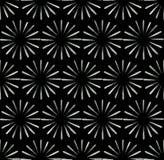 Il modello dell'acquerello con la circolare spruzza Immagine Stock