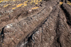 Il modello originale di roccia immagine stock libera da diritti