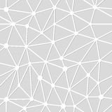 Il modello triangolare del volume Priorità bassa senza giunte astratta Immagini Stock Libere da Diritti