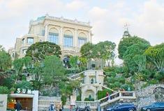 Il modo a Monte Carlo Casino Fotografia Stock