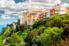 Il Monaco fotografie stock libere da diritti