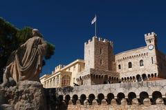 Il Monaco Fotografia Stock Libera da Diritti