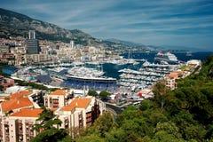 Il Monaco Fotografia Stock