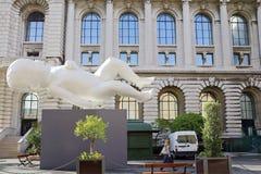 Il Monaco, installazione del ` del pianeta del ` da Marc Quinn fotografia stock