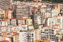 Il Monaco, Monte Carlo Luxury Living Immagini Stock