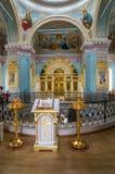Il monastero Fotografia Stock