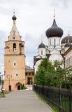 Il monastero Fotografia Stock Libera da Diritti