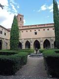 Il monastero Fotografie Stock Libere da Diritti