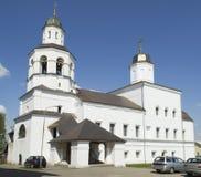 Il monastero di ascensione Immagine Stock Libera da Diritti