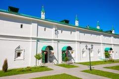 Il monastero di ascensione di Pechersky immagini stock libere da diritti