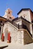 Il monastero di Kykkos in montagne Cipro di Troodos Immagine Stock Libera da Diritti