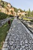 Il monastero di nuovo Athos L'Abkhazia Immagine Stock Libera da Diritti