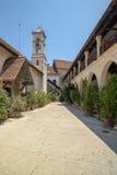 Il monastero di vergine Maria di Chrysotogiatissa sul Cipro Fotografia Stock