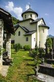 Il monastero medievale immagine stock libera da diritti