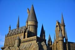 Il mondo di Wizarding di Harry Potter in studio universale, Osaka Fotografia Stock