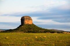 Il monolito di Entabeni, il Limpopo, frica del sud Immagine Stock