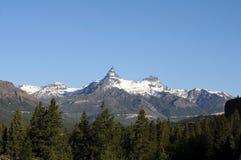 Il Montana di punta pilota immagine stock libera da diritti