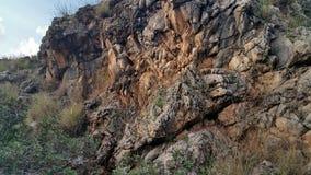 Il monte Carmelo Beit Oren Fotografia Stock