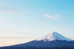 Il monte Fuji Immagini Stock