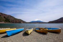 Il monte Fuji Fotografia Stock