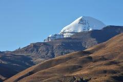 Il Monte Kailash santo fotografia stock libera da diritti